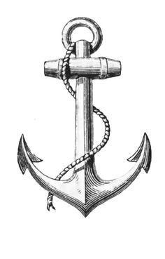 Bildergebnis Für Anchor Tattoo Vorlage Tattoo