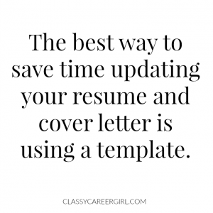 Template For Cover Letter Classy The 10 Best Resume Templates You'll Want To Download  Template 2018