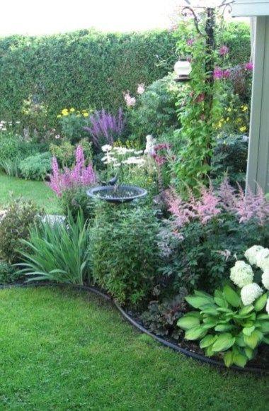 71 Fantastic Shade Garden Ideas For The Backyard Lingoistica Com Shade Garden Cottage Garden Design Amazing Landscaping Ideas