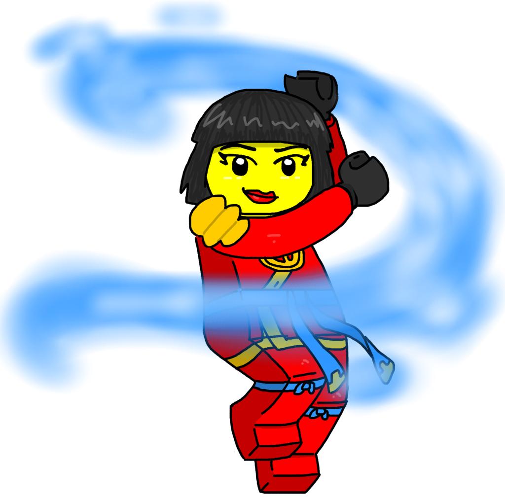 Ninjago's Nya: Master of water by juliartist1226 on DeviantArt   Ninjago Nya Water Ninja