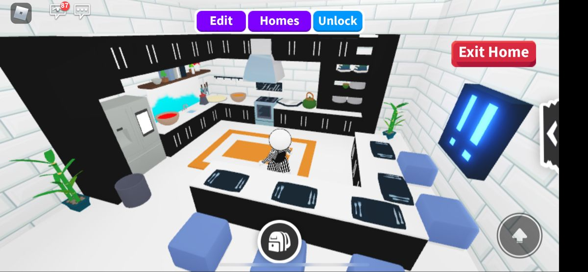 Adopt Me Kitchen Cute Room Ideas Unique House Design My Home Design