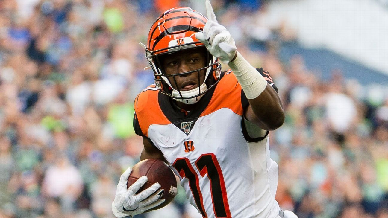 Source Bengals decline fifthyear option on Ross in 2020