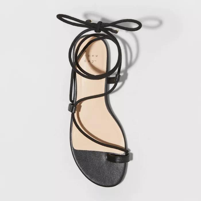 Women's Josie Lace Up Sandals - A New