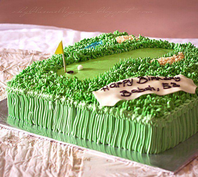 kek padang golf padang