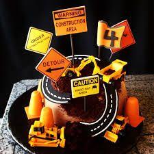 construction birthday cake - Поиск в Google