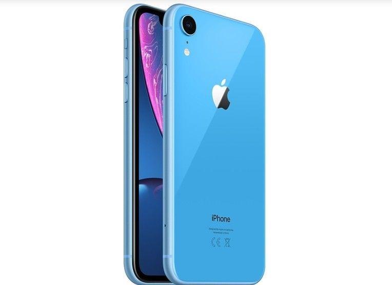 Apple iphone xr 64gb blue unlocked worldwide