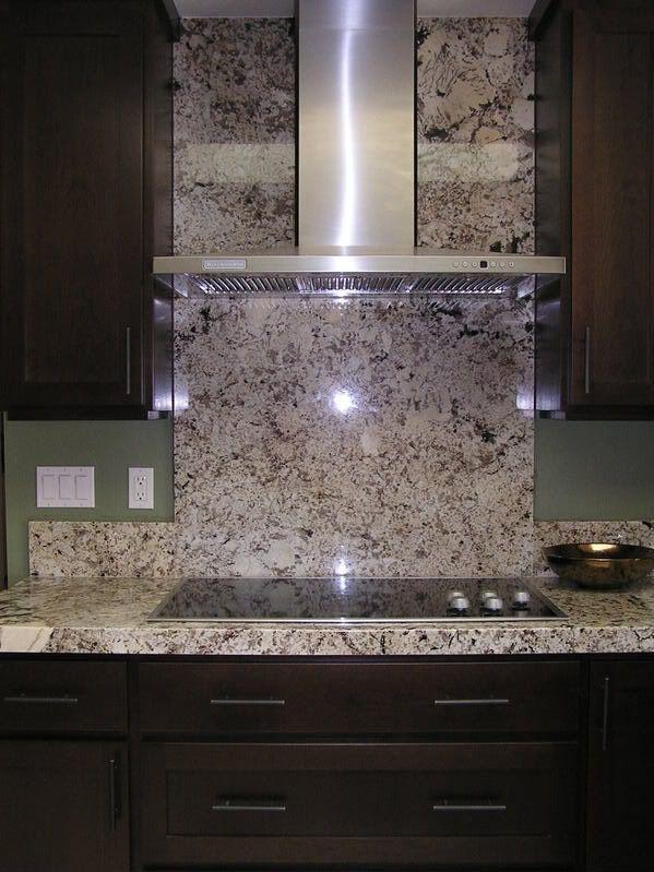Granite Back Splash Full Granite Backsplash To Have Or Not