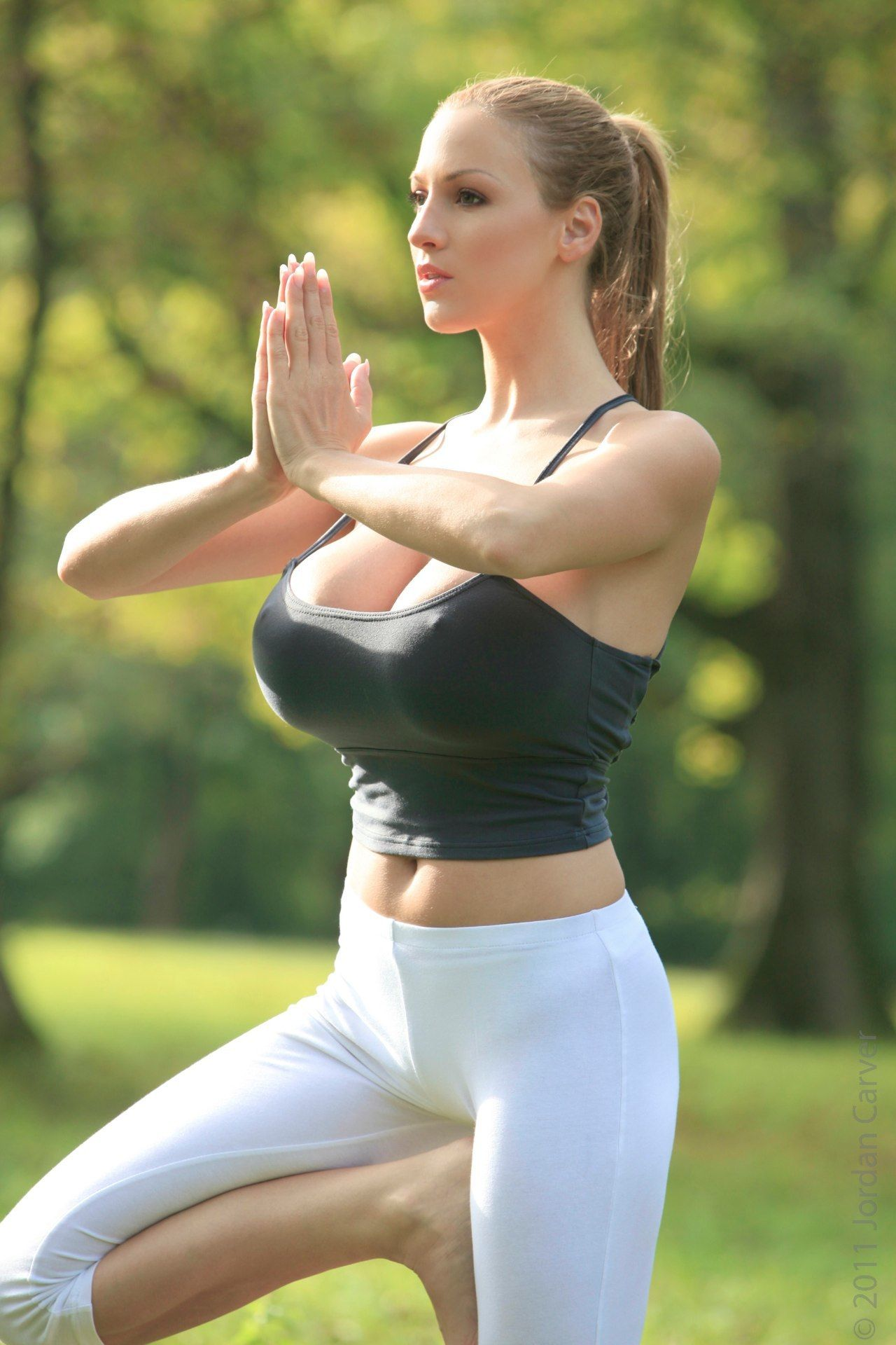 Excellent Sexy tai chi women are absolutely