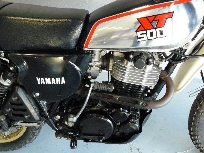 yamaha 500 xt 1987 10 motos pinterest motos motos anciennes et yamaha 500 xt. Black Bedroom Furniture Sets. Home Design Ideas