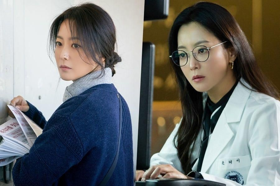 "Kim Hee Sun Talks About Playing Dual Roles In Upcoming Sci-Fi Drama ""Alice"""