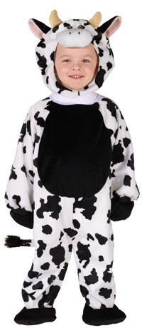 Toddler Cuddly Cow Costume - Kids Costumes  sc 1 st  Pinterest & Toddler Cuddly Cow Costume - Kids Costumes | halloween | Pinterest ...