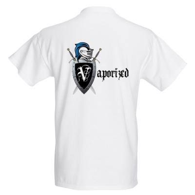 Vaporized of Gray T-Shirts for Sale! Only $20!