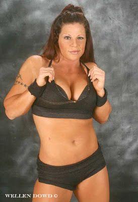 Jessica kresa odb tna wrestling