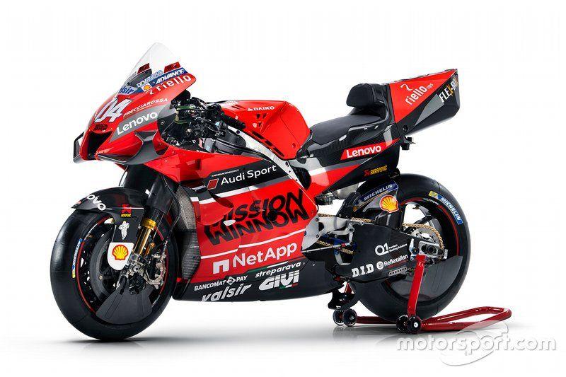 Ducati Desmosedici Gp20 In 2020 Ducati Racing Bikes Motogp