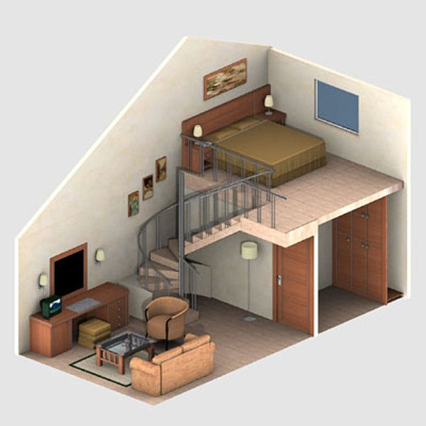 3d Interior House Tiny House Layout Tiny House Interior Design Sims House