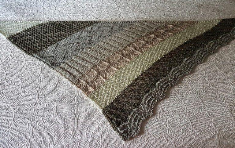 Another cake shawl caron cakes patterns knit