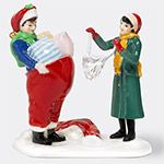 Image detail for -Department 56 Original Snow Village Collectible Dad's Christmas ...