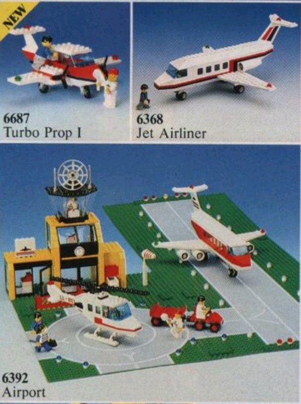 1980s Lego catalogue | Toys | Lego, Lego creations, Toys