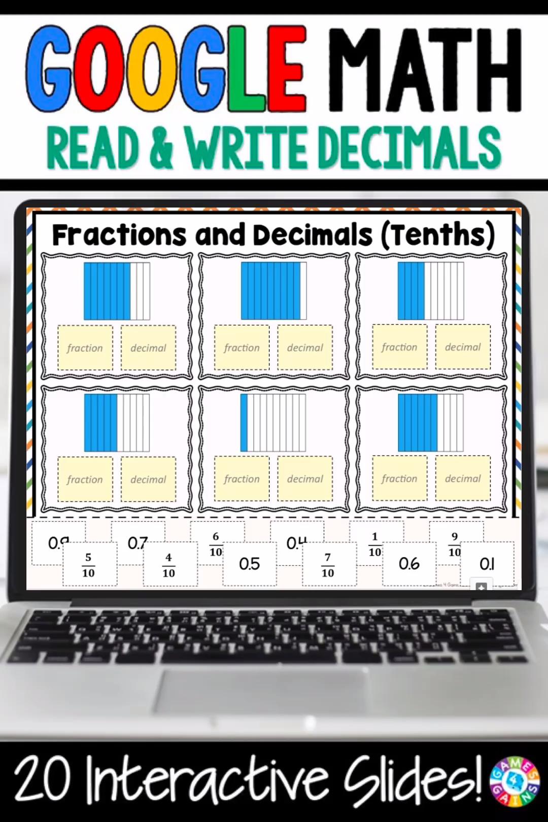 Special education place #value #chart #with #decimals fractions to decimals  sumas y restas punto decimal… in 2020   Classroom math activities [ 1620 x 1080 Pixel ]
