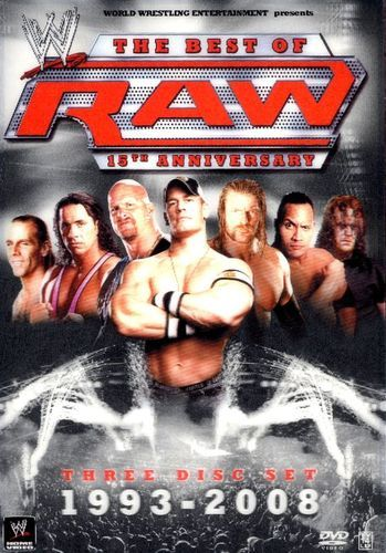 WWE: The Best of Raw -15th Anniversary [3 Discs] [DVD] [2007