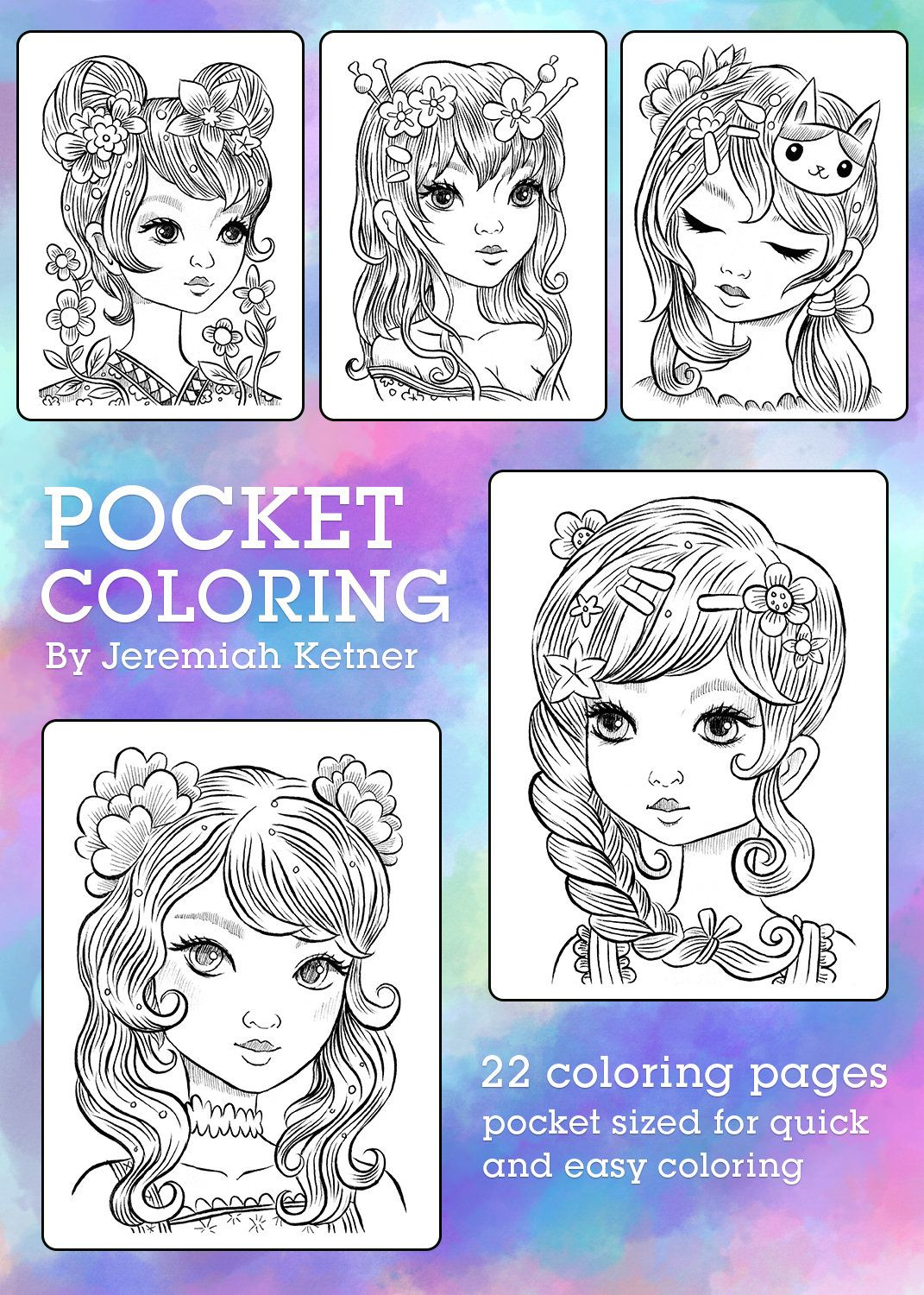 Pocket Coloring Book Pdf Download Jeremiah Ketner