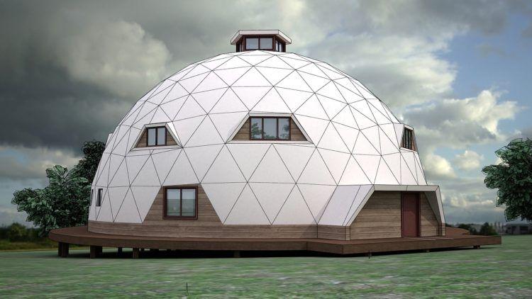 Главная - Комплекты купольных домов от компании ООО ...