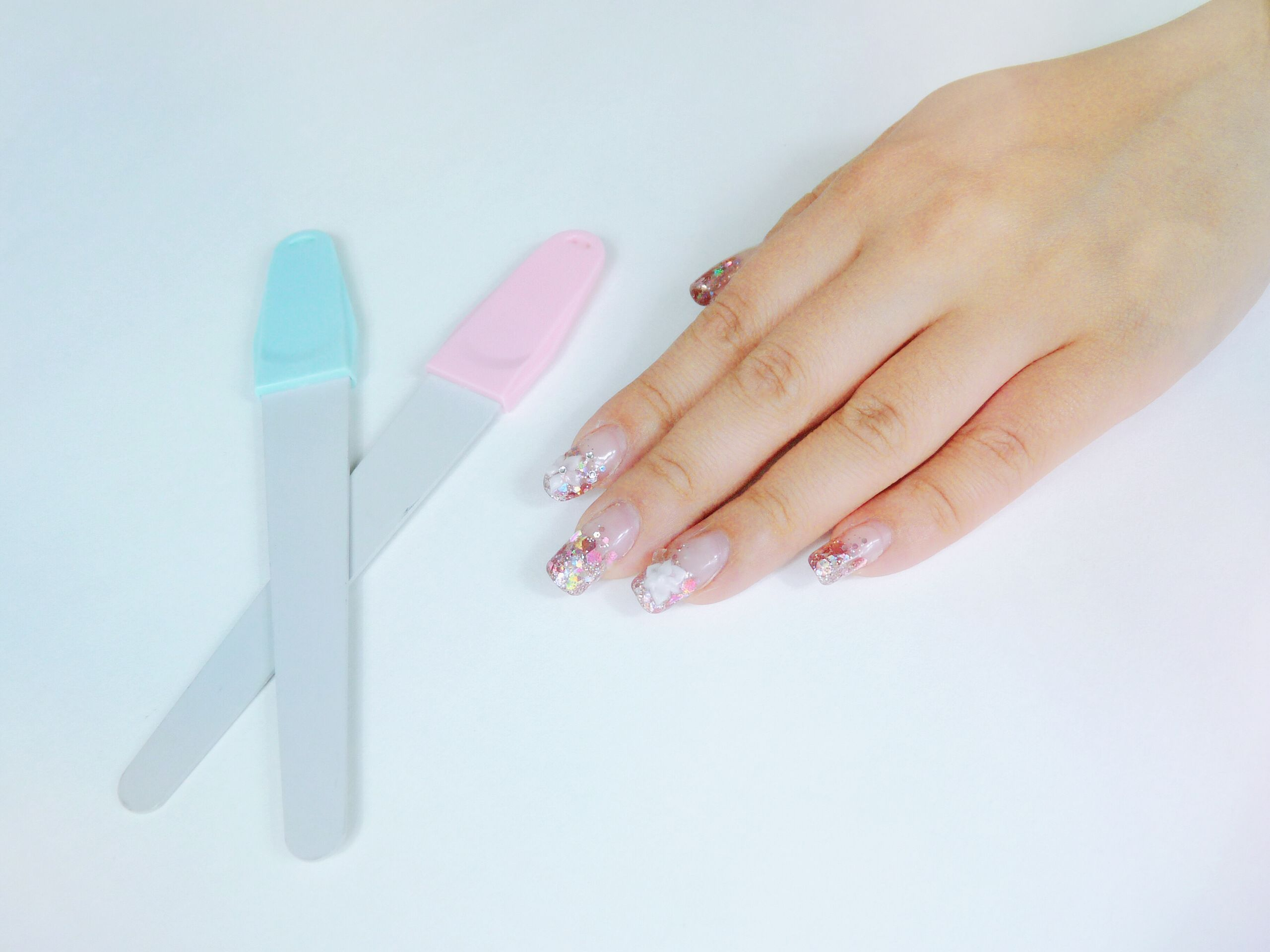 ❤Candy Color Nail File❤ #tamilaN1+N2 Take care of your nails with ...