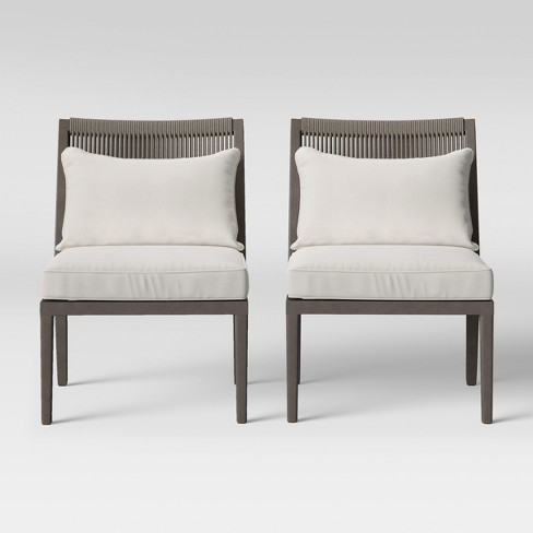 Ponti 2pk Patio Club Chair Beige Project 62 Target With