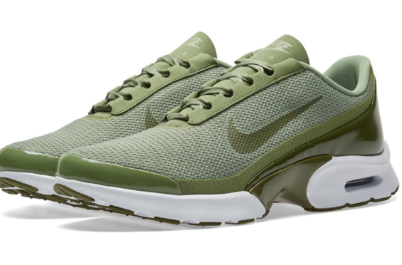 Palm Green Covers The New Nike Air Max Jewell | Nike | New