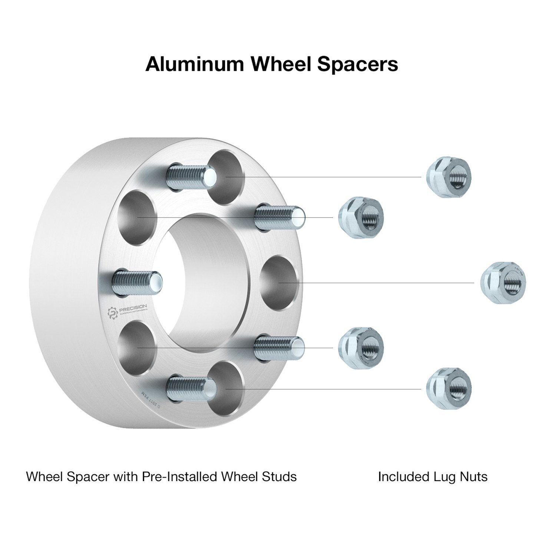 Ghim Tren Wheel Adapters Spacers