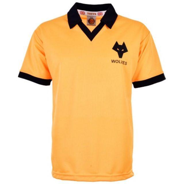 d350e879d8f Wolves  Wolverhampton  HomeShirt  Retro  HomeShirt