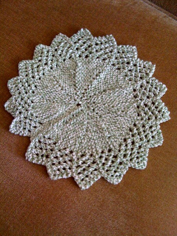 Ravelry: Lacy Round Cloth by Rhonda White | Clothing ...