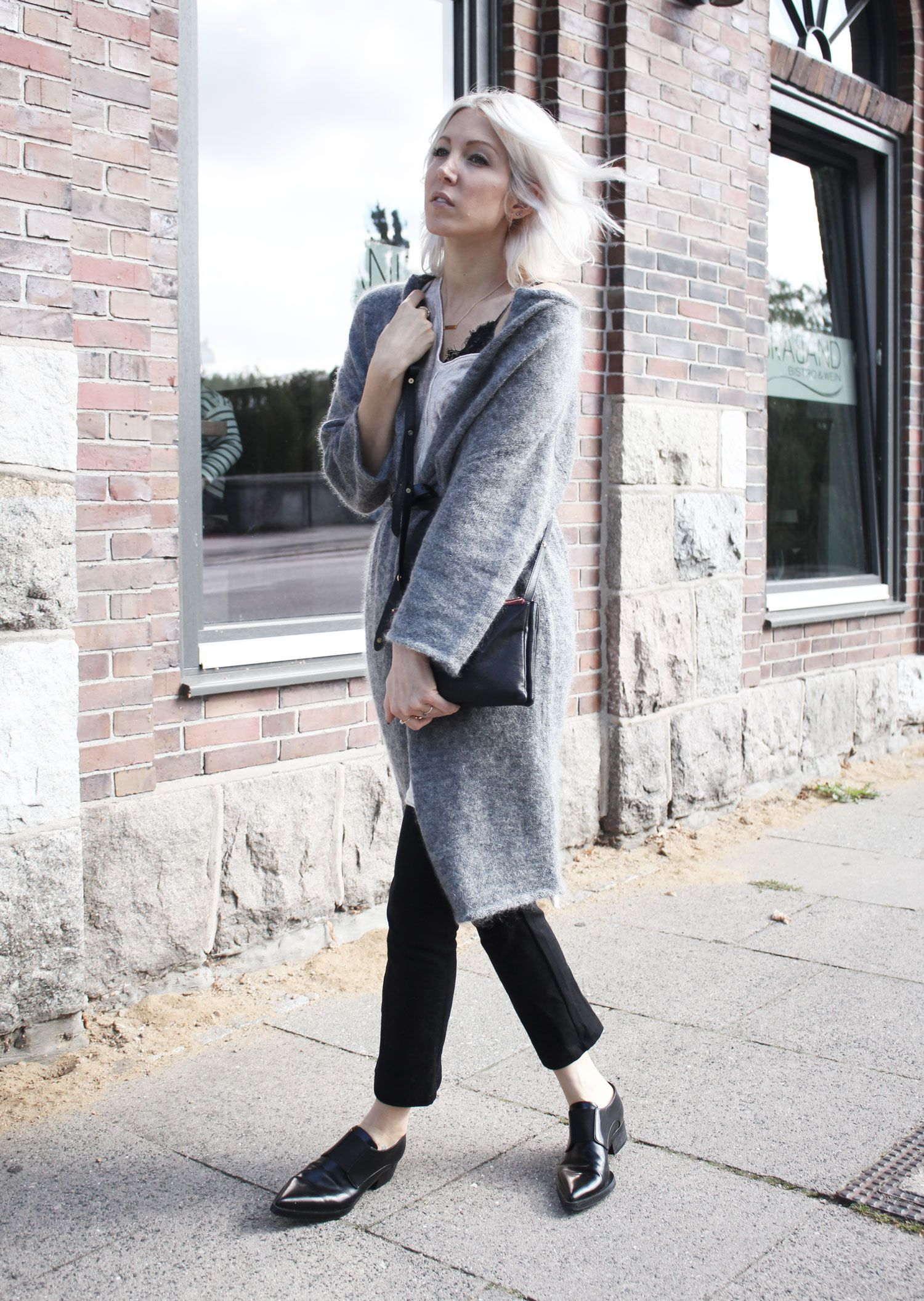 Strickjacke, By Malene Birger, H M, cropped, Stella McCartney, Rika, ootd,  Outfit, lotd, Look, style, Streetstyle, Fall, Autumn, Fashion, Blog,  stryleTZ 1bbf0c2bd1