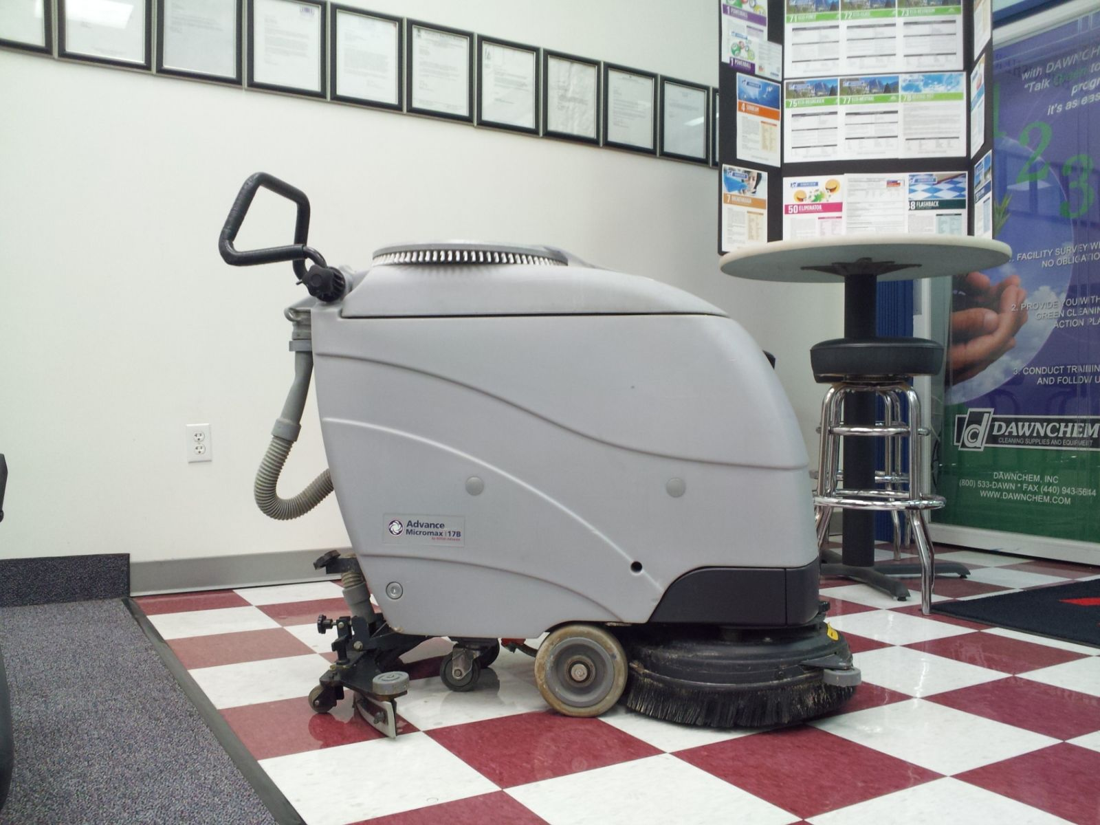 Great Tile Floor Buffing Machine