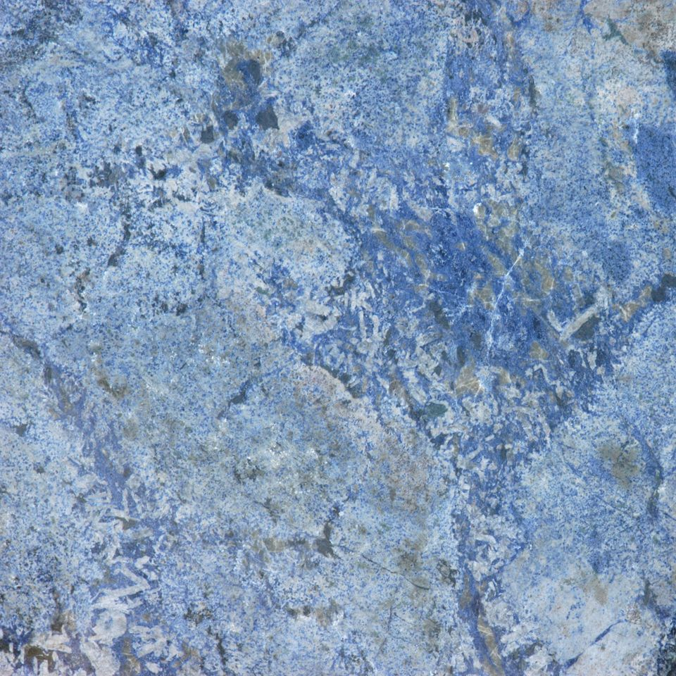 My wonderful blue granite countertops! | GRANITE | Pinterest
