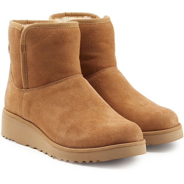 UGG Australia Classic Suede Ankle Boots discounts sale online free shipping sast sale online shop low price for sale LwDuyMGK