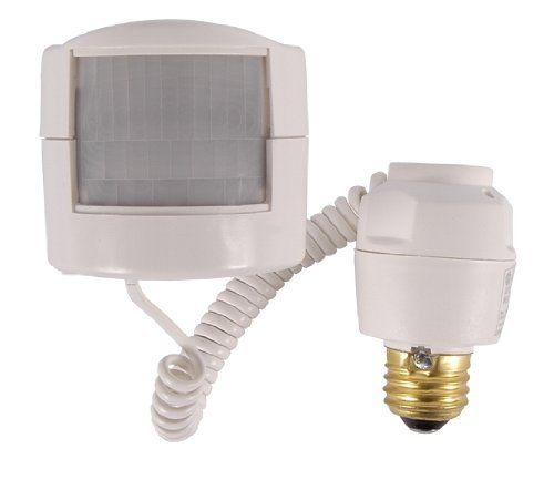 Ge 55217 Outdoor Motion Activated Adapter By 29 41 From The Manufacturer Wireless Light Turns On When