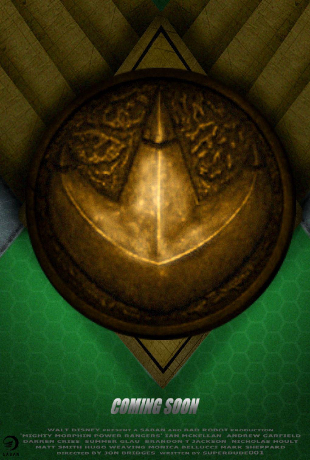 Power Rangers Wallpaper For Bedroom Mmpr Green Ranger Dragonzord Coin Iphone Wallpaper By