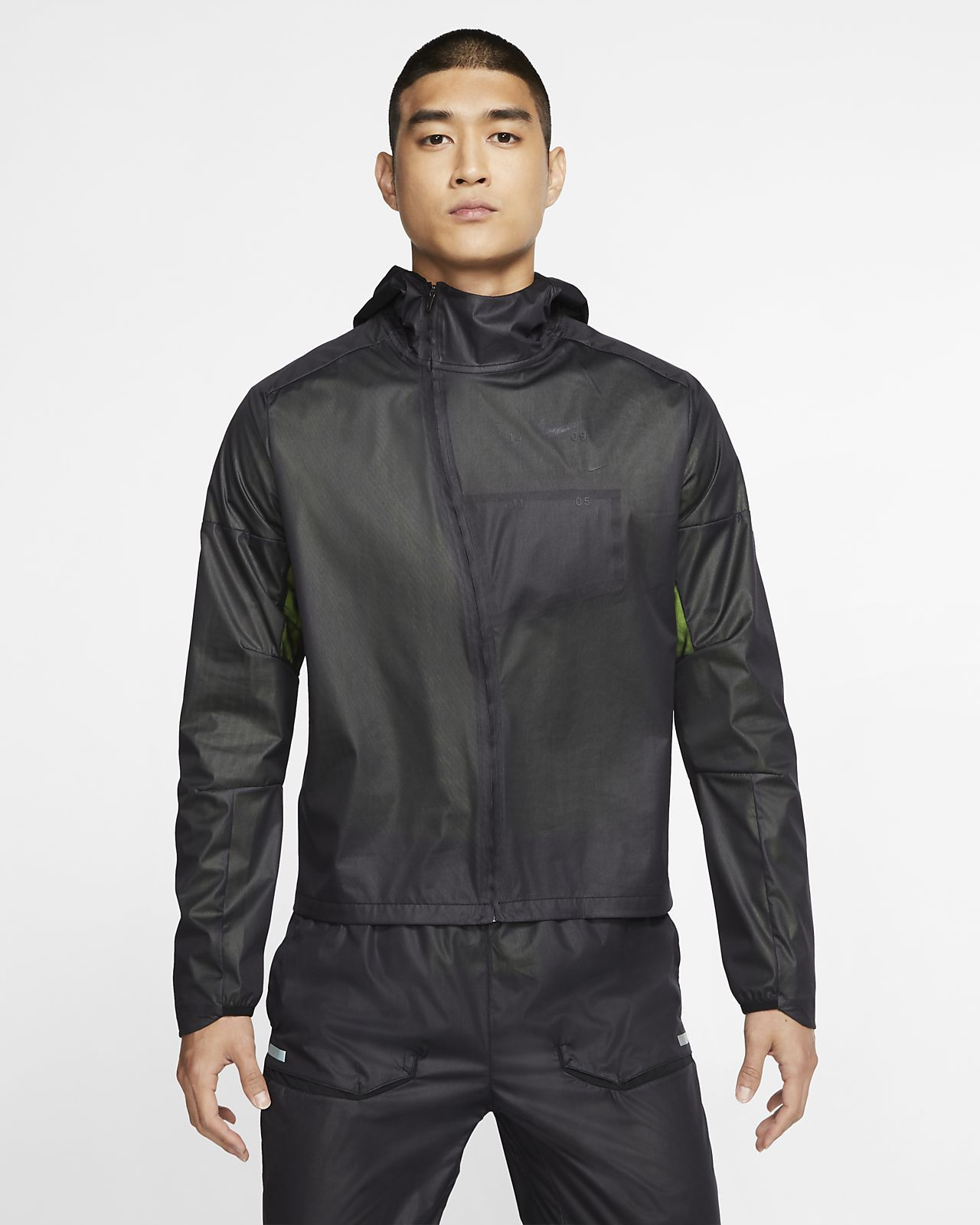 Nike Tech Pack Men's 3Layer Running Jacket. in