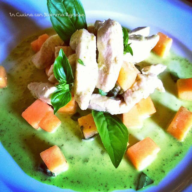 In Cucina con Mamma Agnese: Galletto al Basilico e Melone al profumo di Limone...