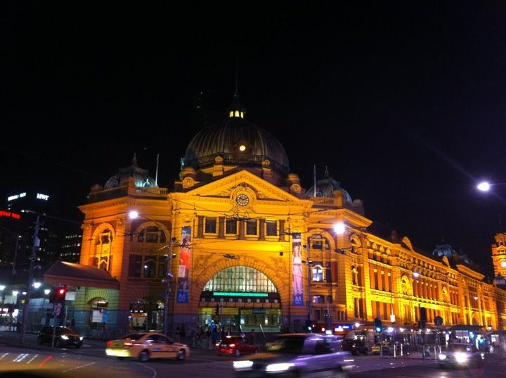 Melbourne.... coming May 2012