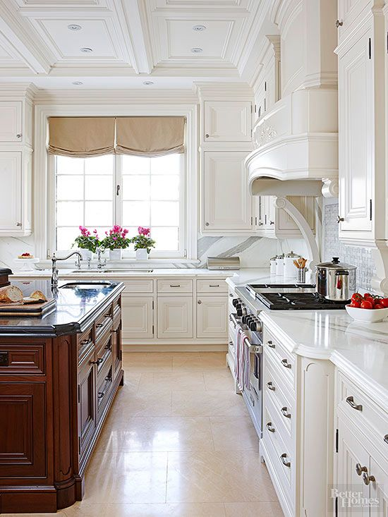 Create a kitchen for entertaining organizing kitchens for Entertaining kitchen designs