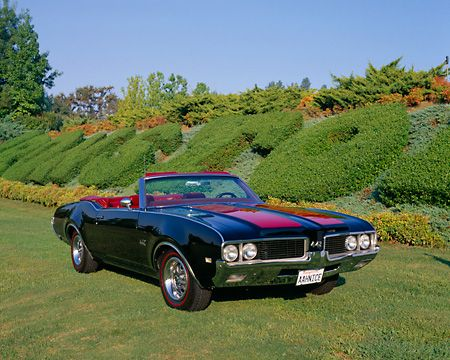1969 Olds 442 Convertible I Dont Even Care What Color It Is