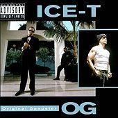 FREE SHIPPING CD: O.G. Original Gangster by Ice-T (May-1991, Sire) Gangsta Rap #GangstaHardcore