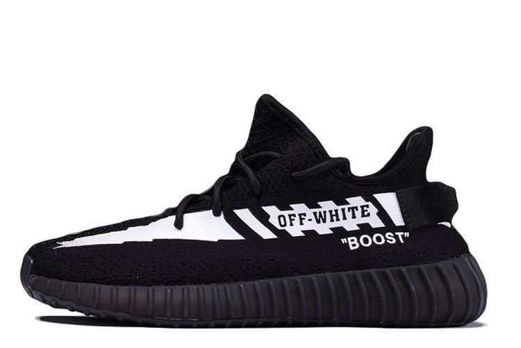 The 10 x adidas Yeezy 350 V2 Off White Black White Hype  Hype