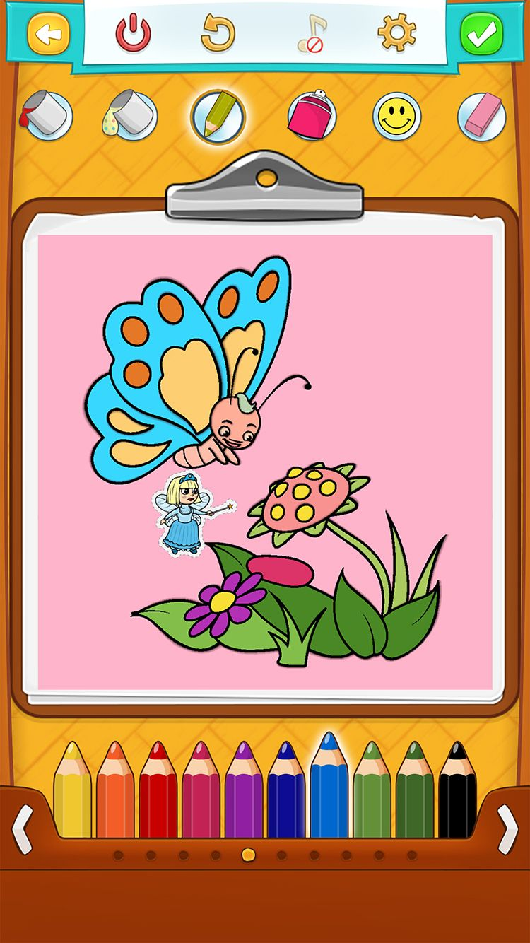 Coloring Book For Me On The App Store Coloring Books Coloring Book Download Valentines Day Coloring Page