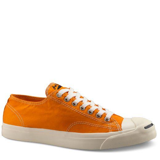 Orange Jack Purcells