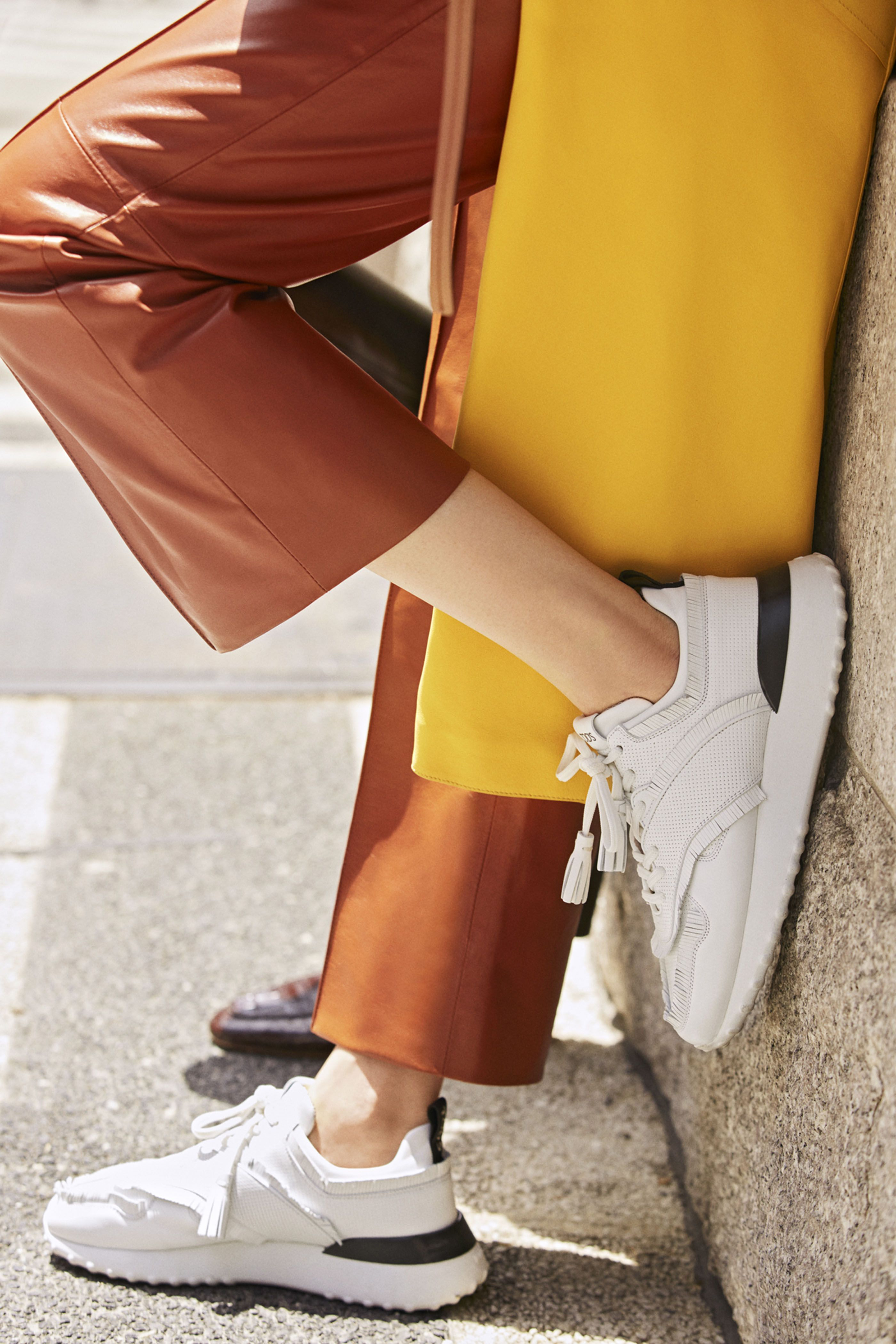 7c496cc5bc Mixing materials and colors and enjoying special moments: #CiaoByTods is a  tale of effortless spontaneity, discover more at tods.com #Tods  #ItalianStyle # ...