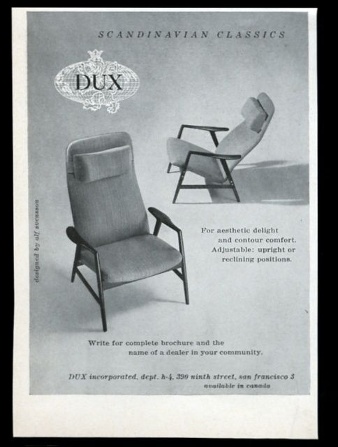 Pleasant Dux Mid Century Lounge Chair Ad Modern Chairs Chair Ibusinesslaw Wood Chair Design Ideas Ibusinesslaworg