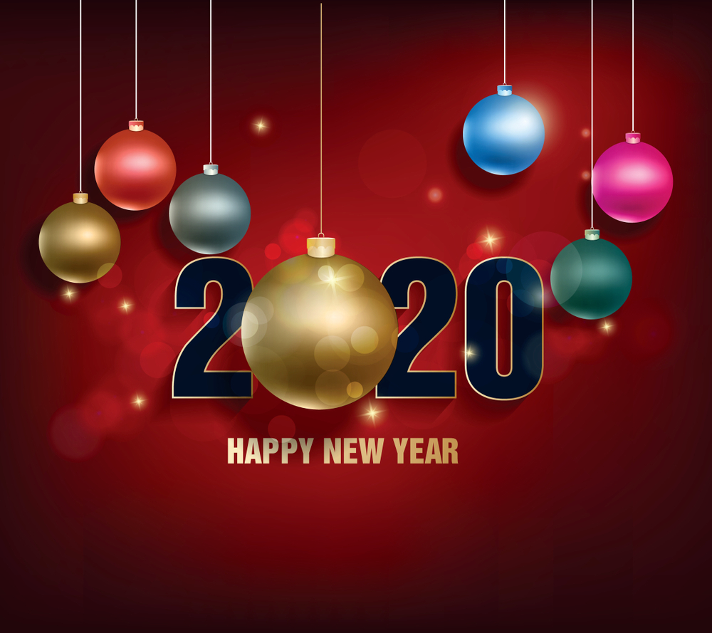 Happy New Year 2020 Images Happy New Year Sms New Year Wishes Merry Christmas Wishes